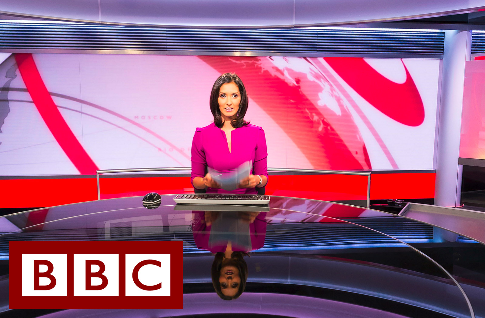 BBC New Broadcasting House virtual tour