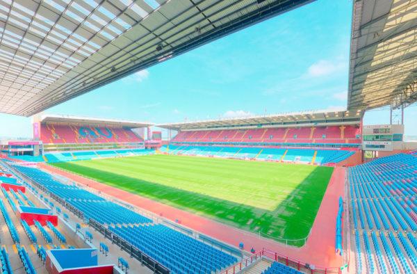 Aston Villa Football Club Virtual Tours