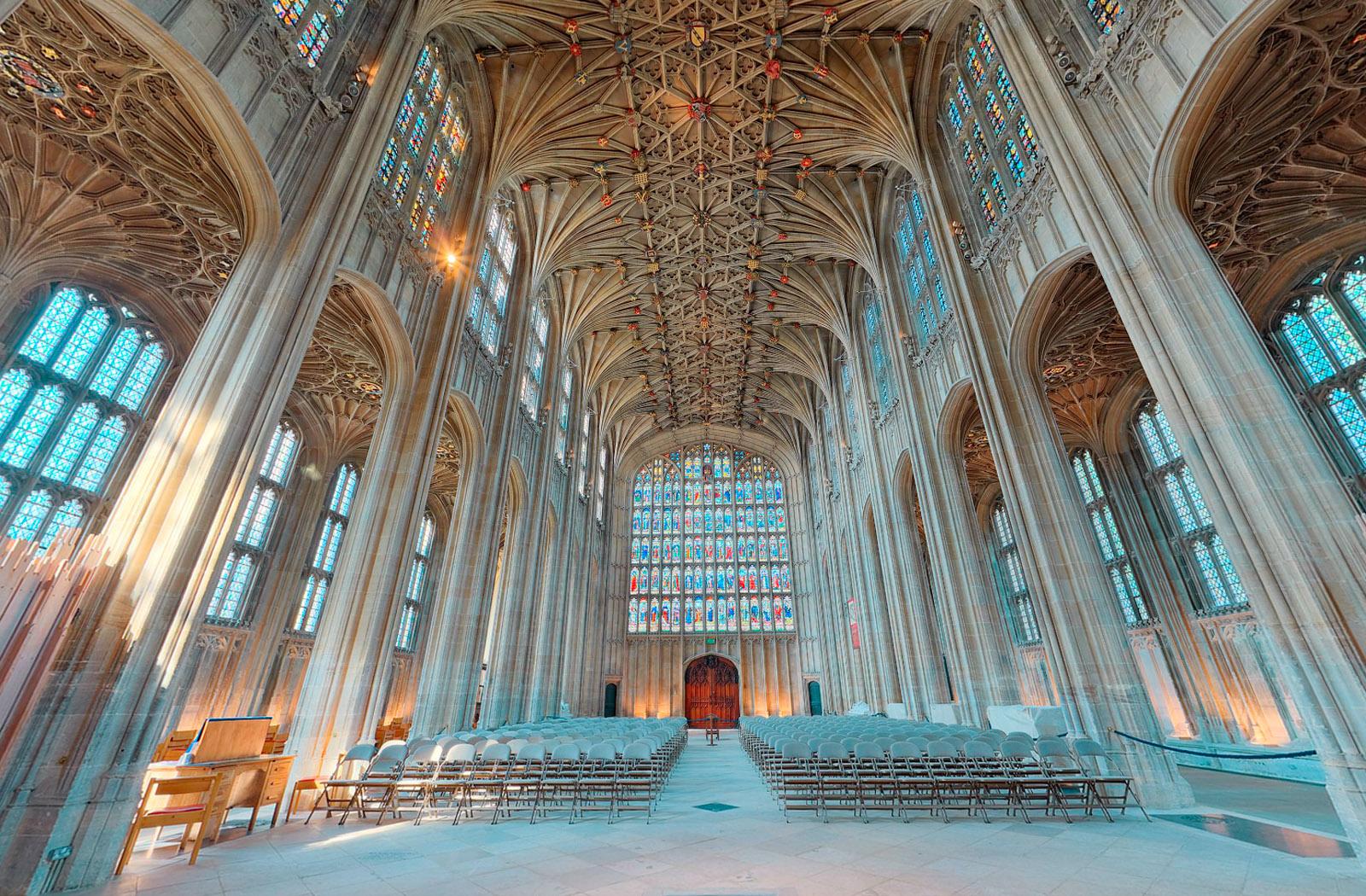 Virtual Tours of St George's Chapel Windsor Castle
