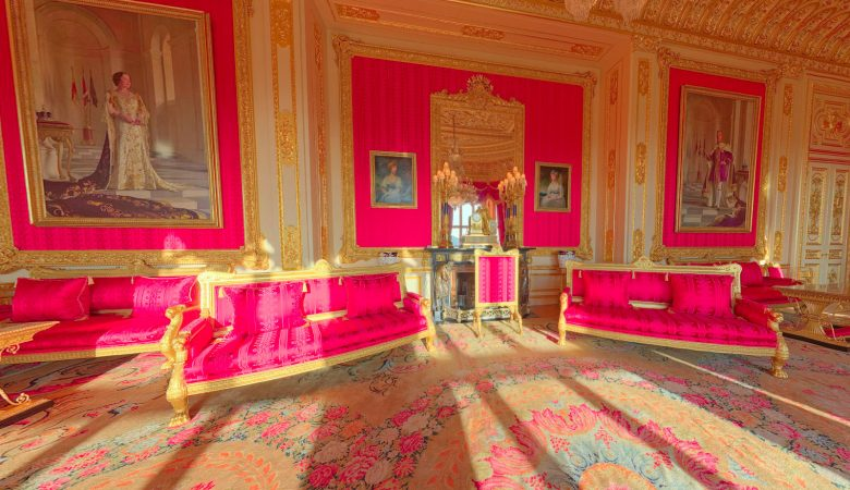 Buckingham Palace and Windsor Castle Virtual Tours launched