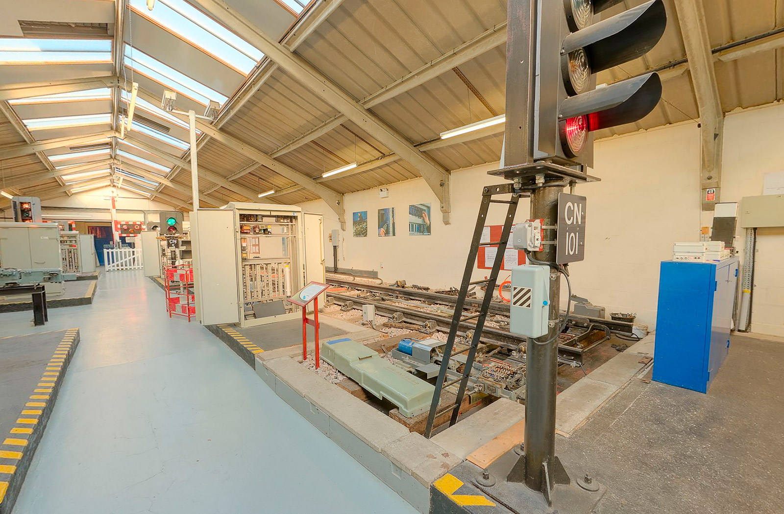 Rail Tech Training Centre Brought to Life