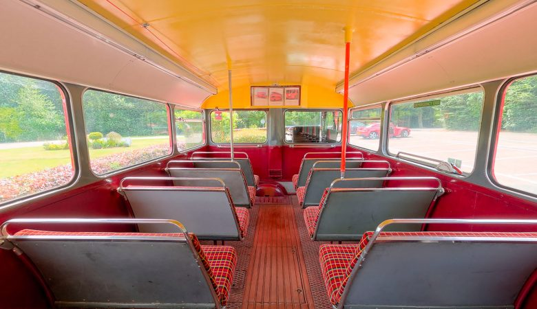 Routemaster Bus Virtual Tour