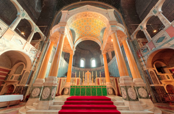 Westminster Cathedral Virtual Tours