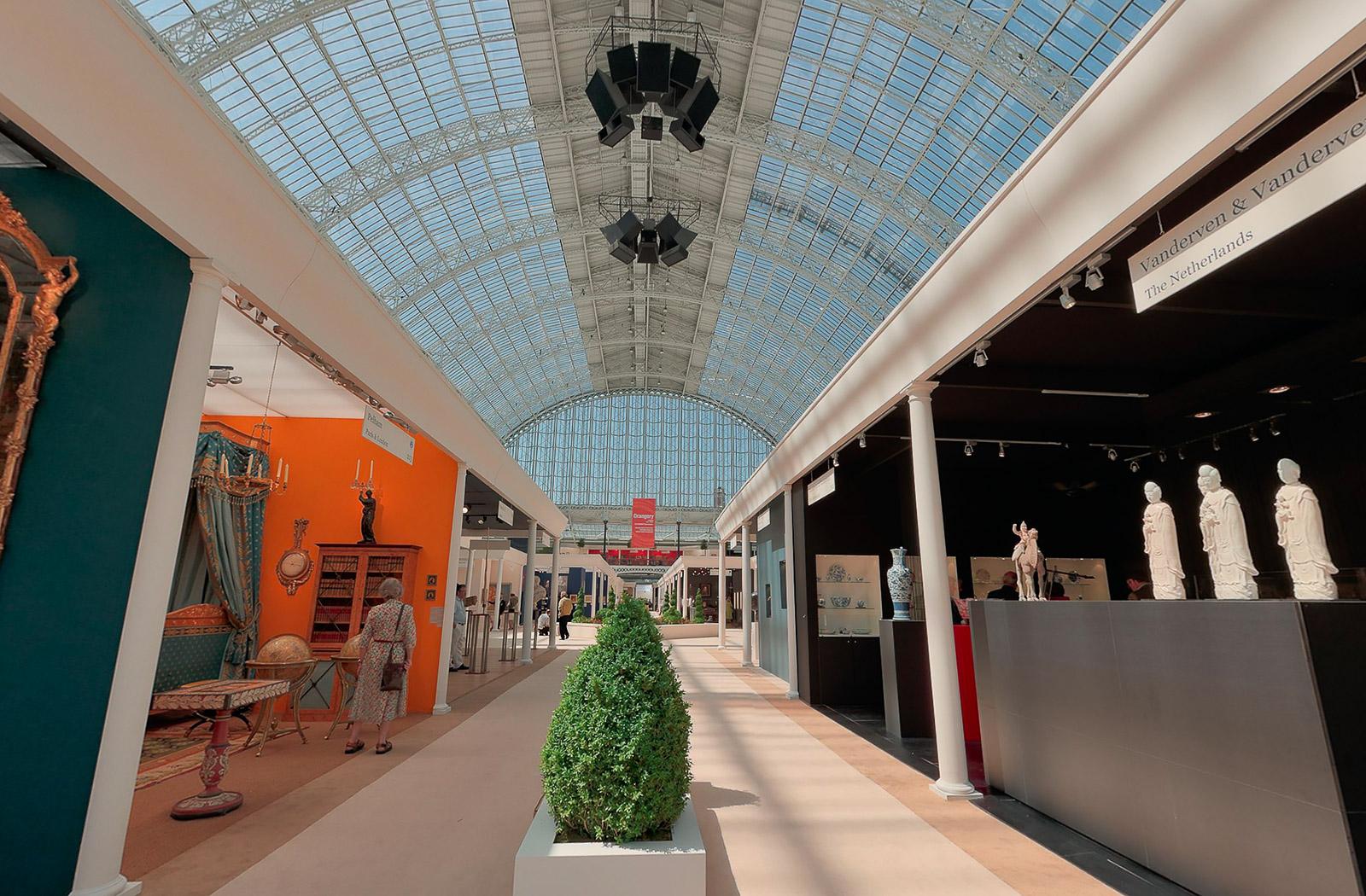International Fine Art Fair 360 Photography