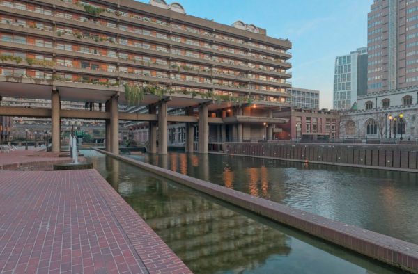 Barbican Centre 360 Photography