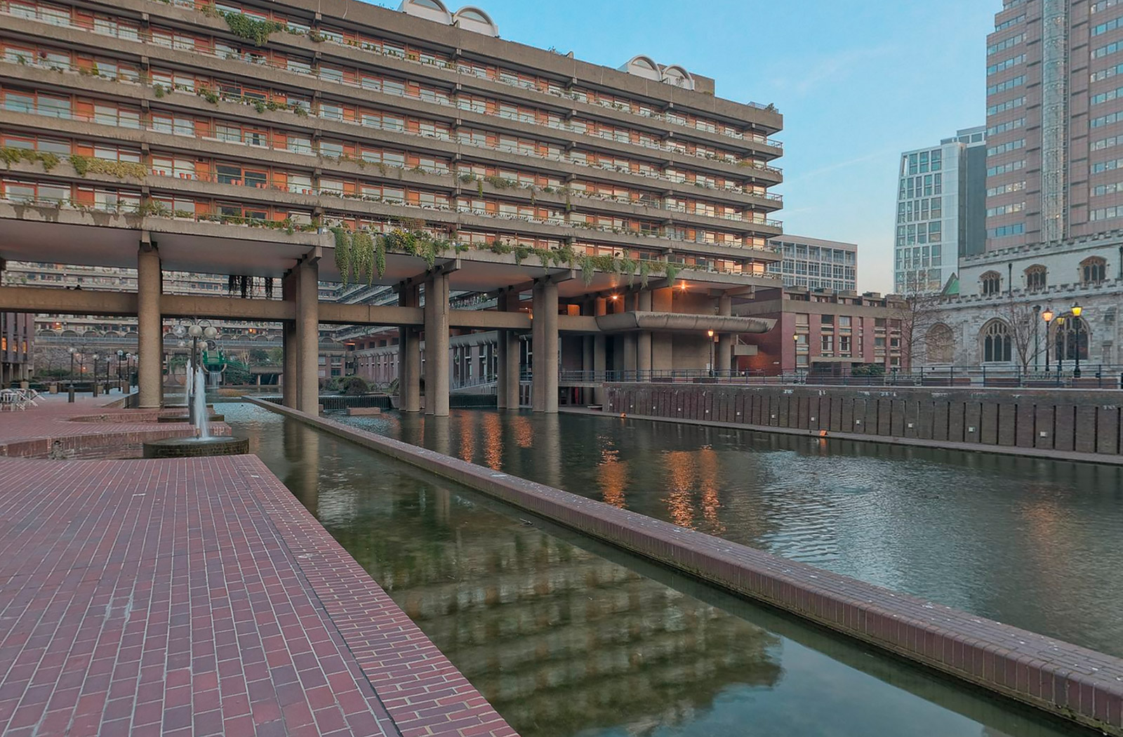 Barbican Centre 360 Photography