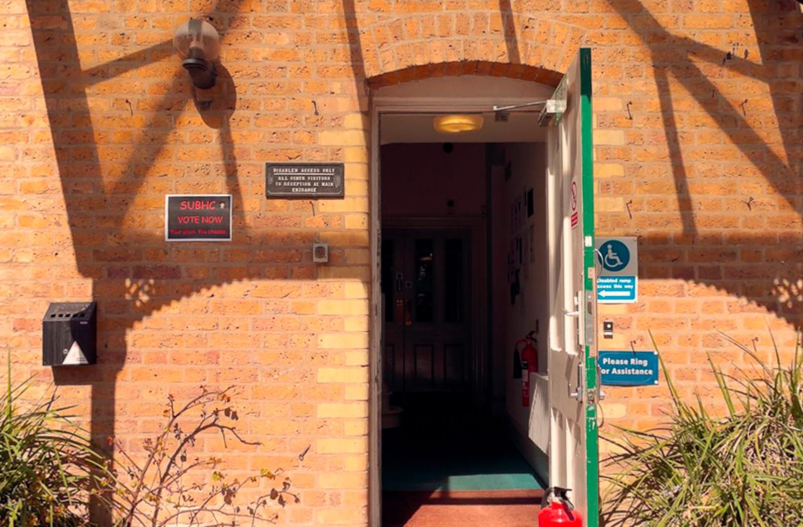 Blake Hall College, London