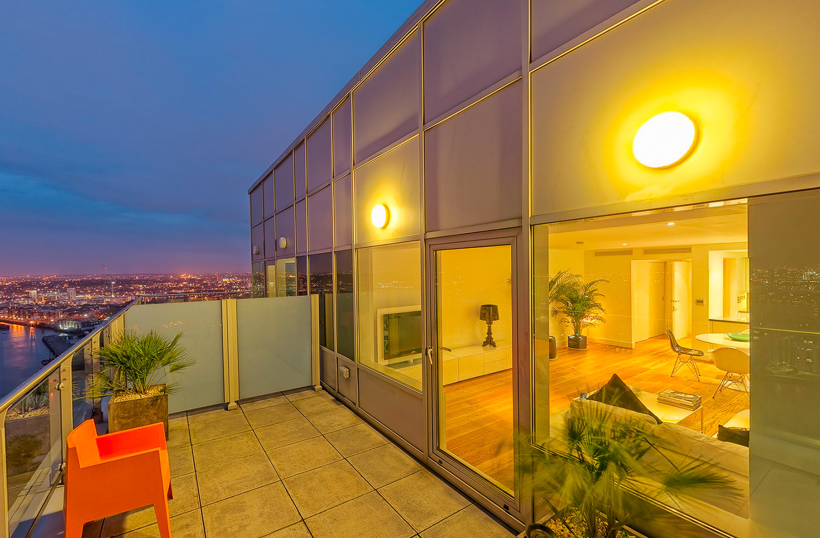 Deptford Riverside Virtual Tour | Luxury Penthouse ...