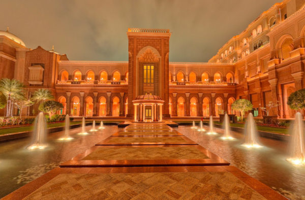 Emirates Palace Abu Dhabi 360 Photography