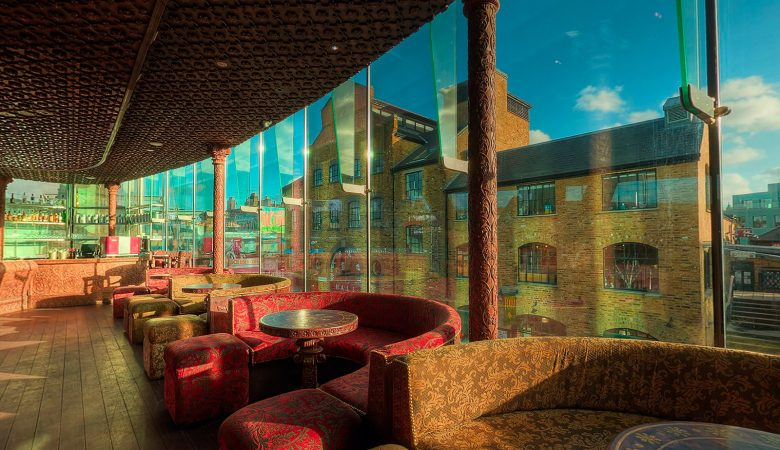 Gilgamesh Restaurant 360 Photography