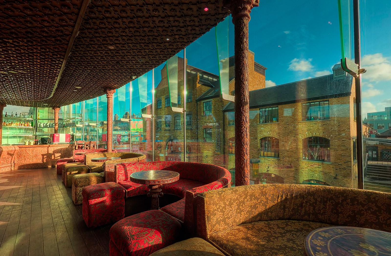 Gilgamesh Restaurant and Bar, London