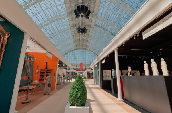 London International Fine Art Fair 360 Photography