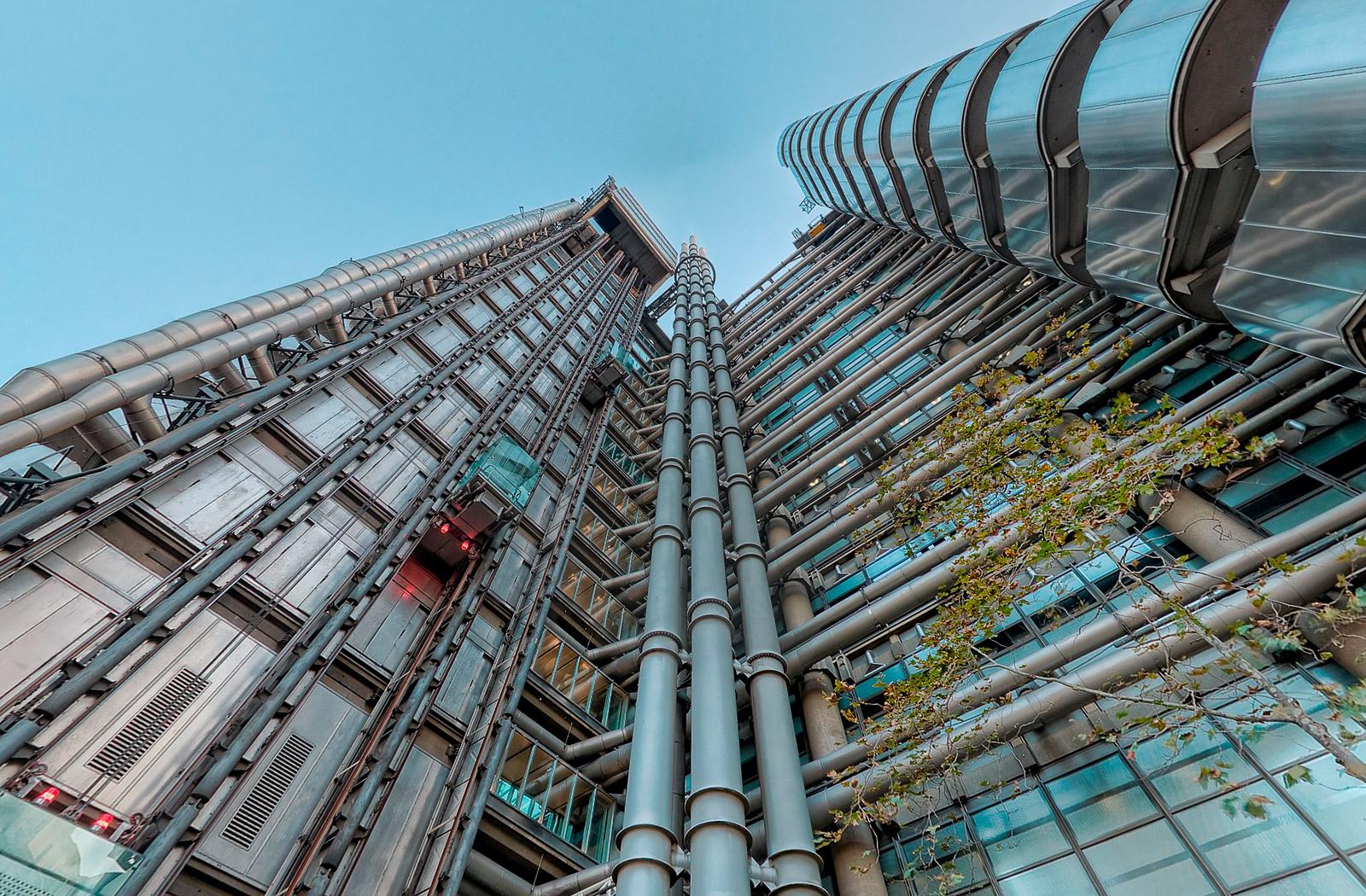Lloyds of London 360 Photography