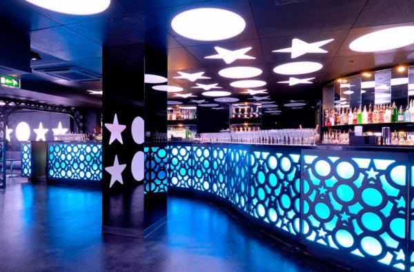 Lo-Profile Nightclub Soho 360 Photography