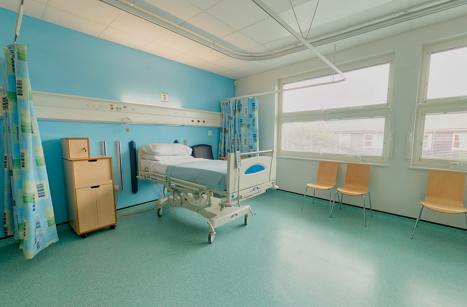 NHS Kingston Hospital Virtual Tour
