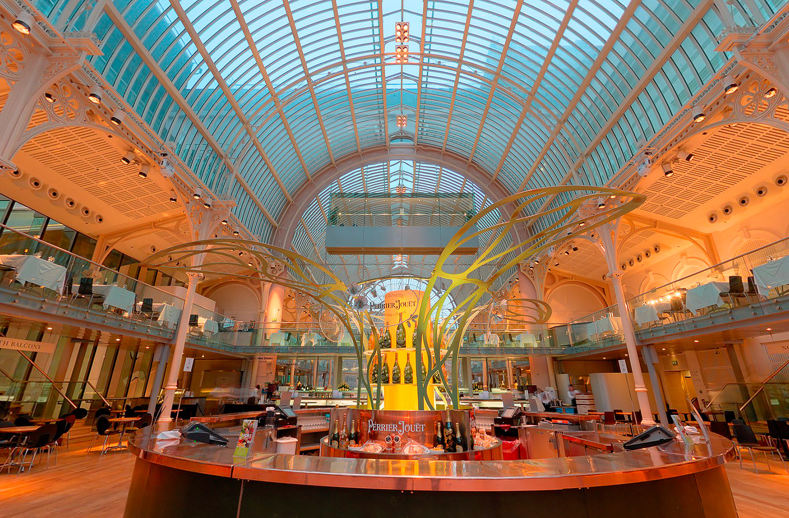 The Royal Opera House 360 Photography