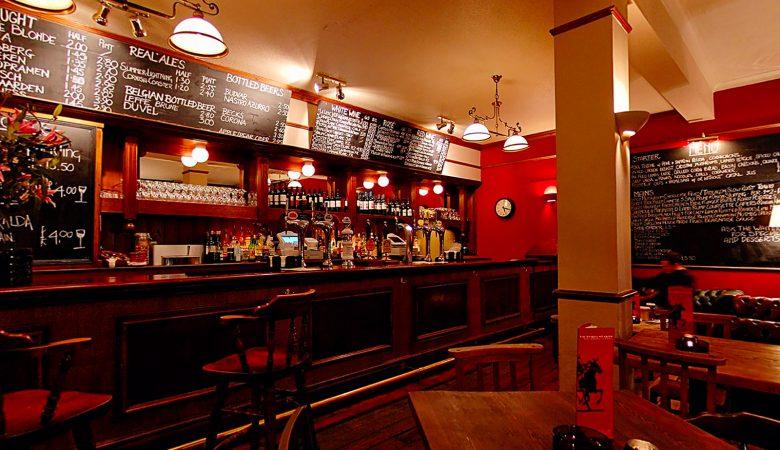 Victoria Stakes Pub Alexandra Palace 360 Photography
