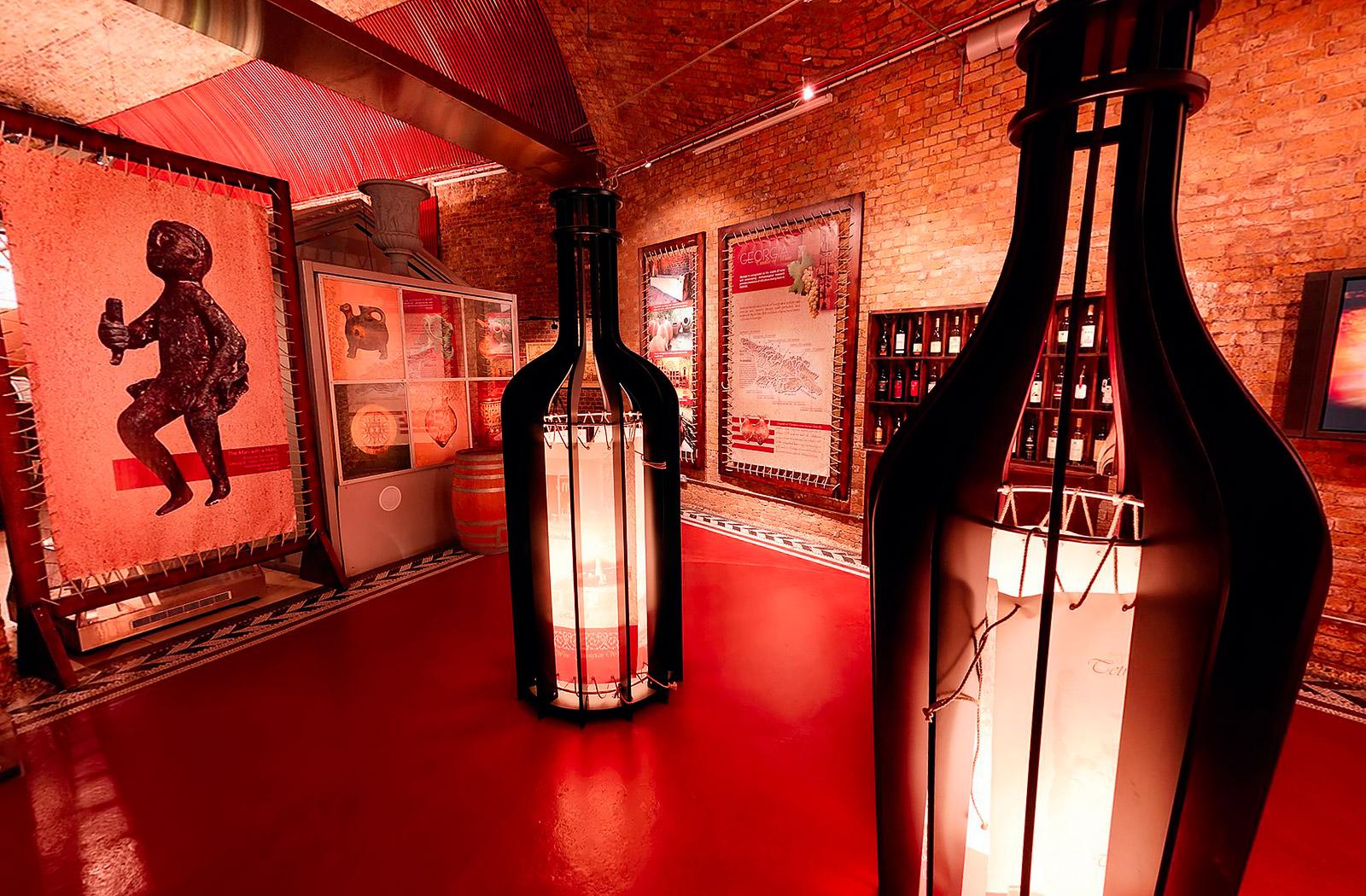 Vinopolis London Virtual Tour