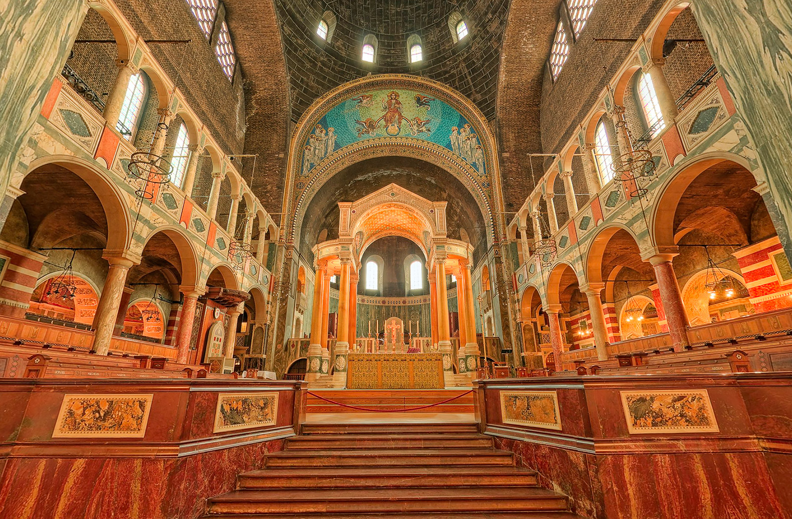 Westminster Cathedral Virtual Tour