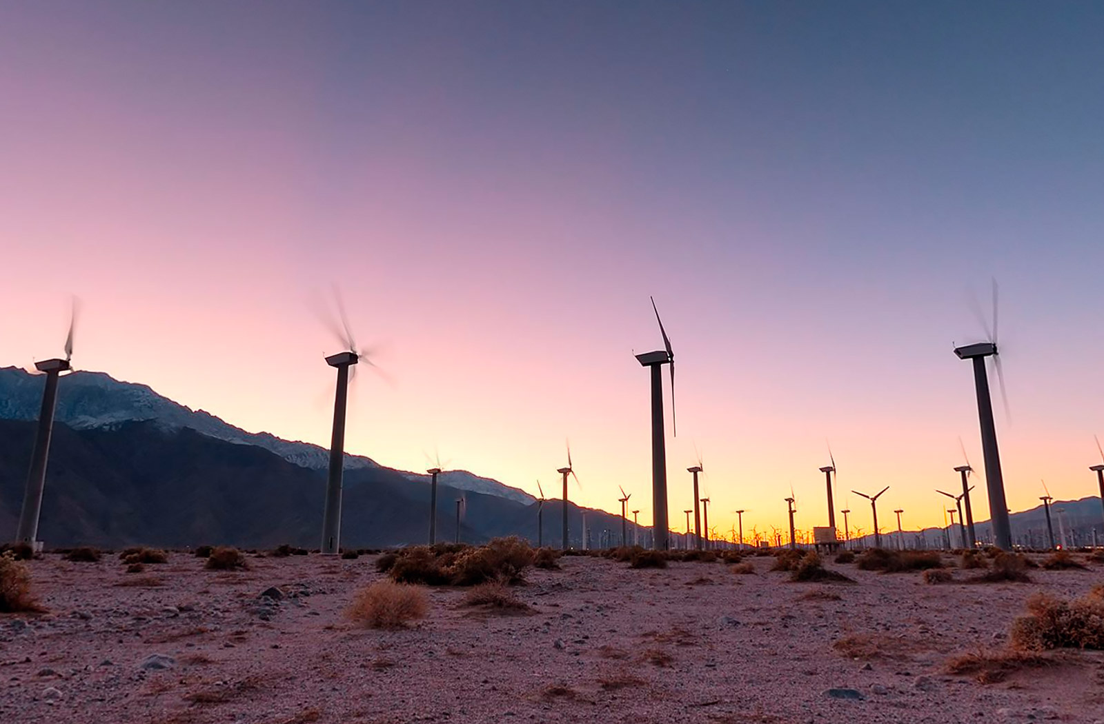 Wind Farm USA 360 Photography