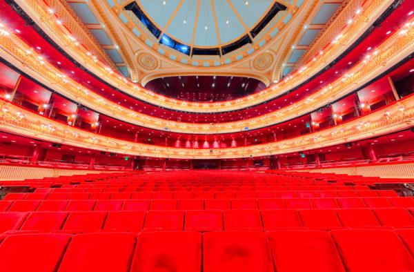 Royal Opera House 360 Photography