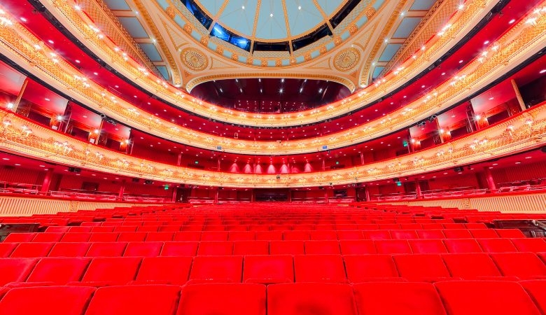 Royal Opera House 360 Photography