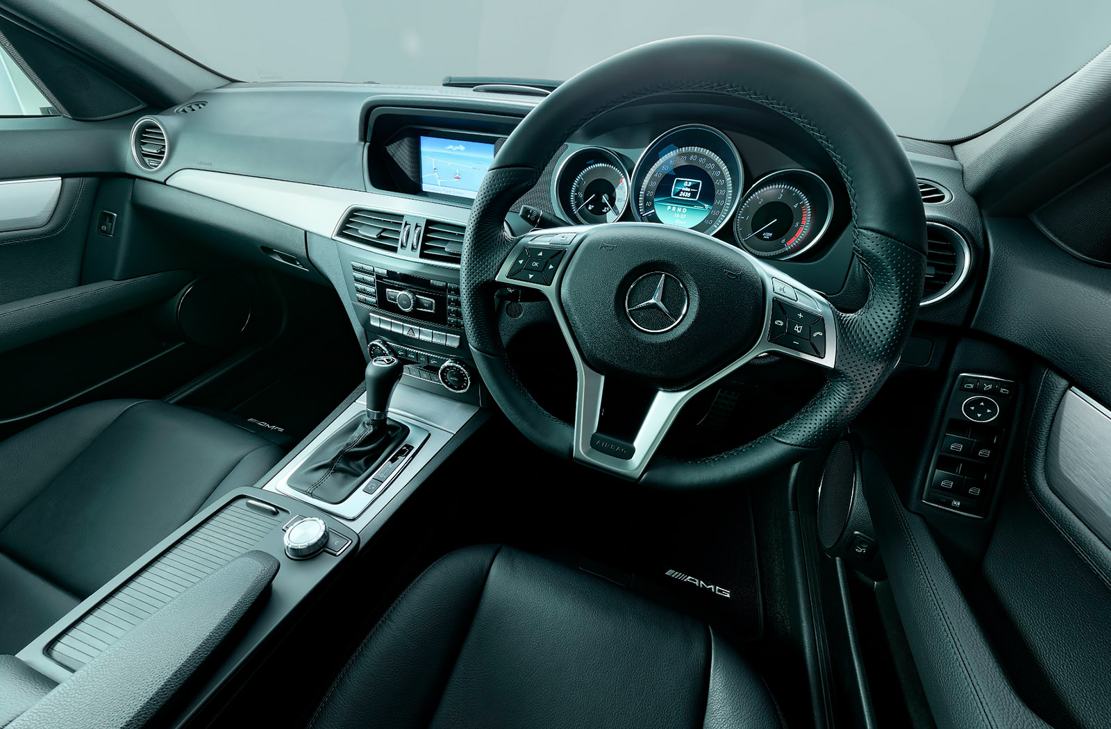 Mercedes C Class Estate 360 Car Virtual Tour