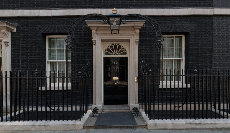 10 Downing Street 360 virtual tour