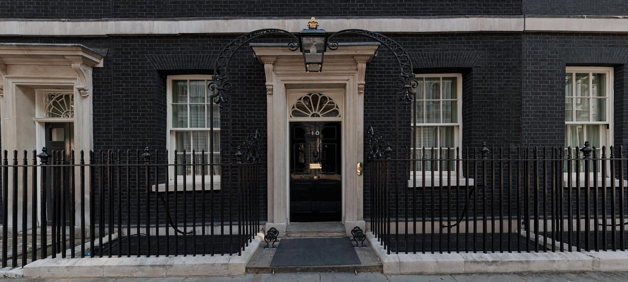 Get inside 10 Downing Street