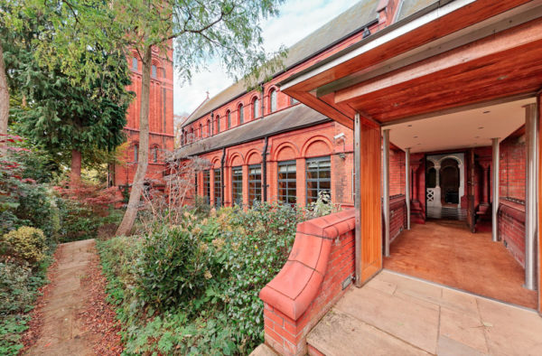 Property 360s: All Saints Church Conversion 360 Photography