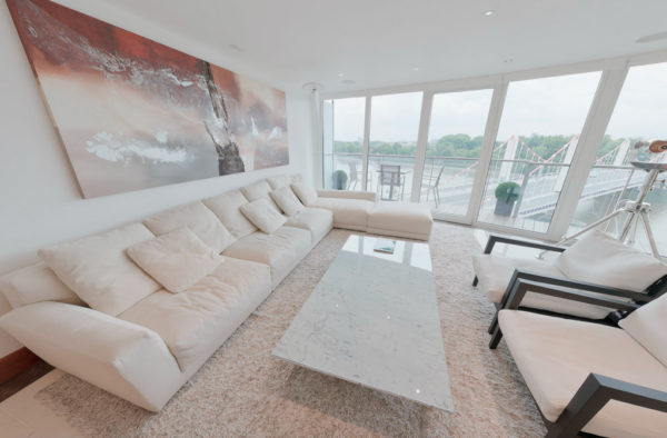 Luxury Property Virtual Tours, Centurion Building
