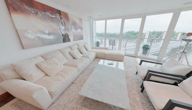 Luxury Property Virtual Tours, Centurion Building