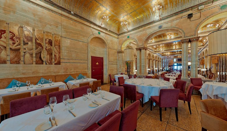 Criterion Restaurant Piccadilly 360 Photography