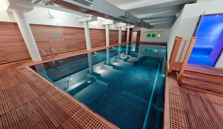 Third Space Marylebone Gym Virtual Tour