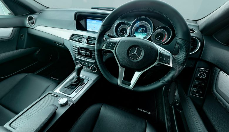 Mercedes C Class Automotive 360 Photography