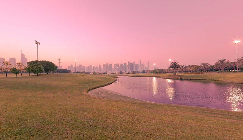 The Montgomerie Dubai Golf Club 360 Photography