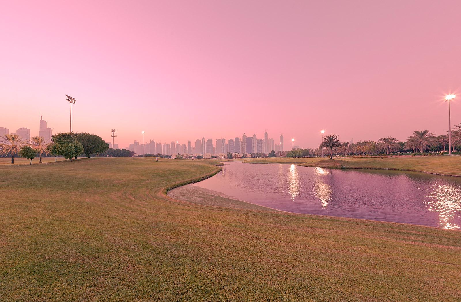 The Montgomerie Dubai Golf Club
