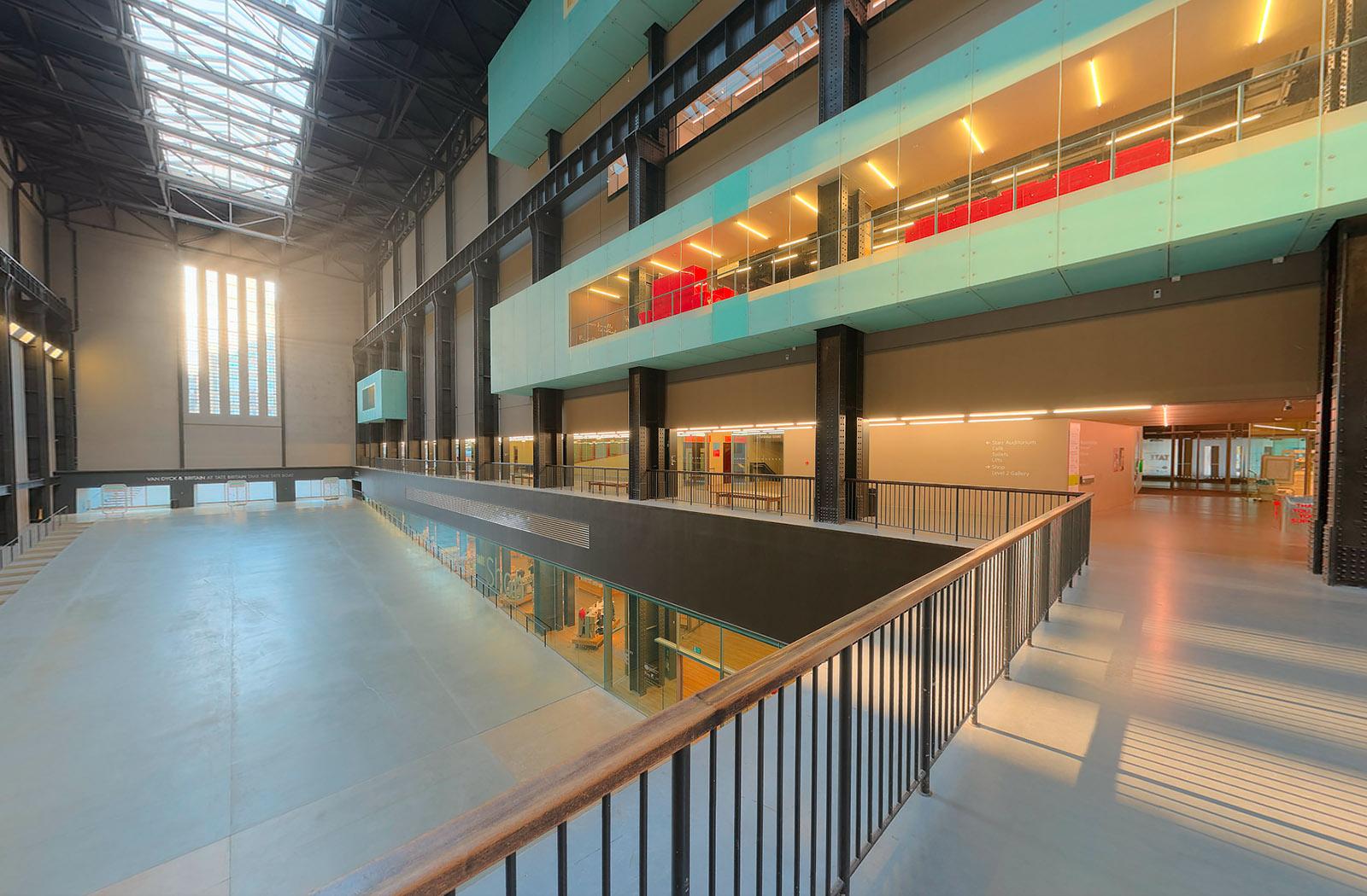 Tate Modern 360 Photography
