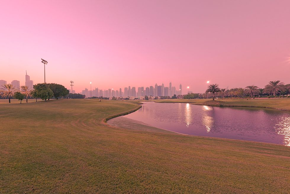 Montgomerie-golf-club dubai