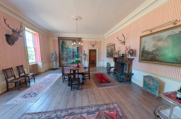 Hoddington Hall 360 Photography
