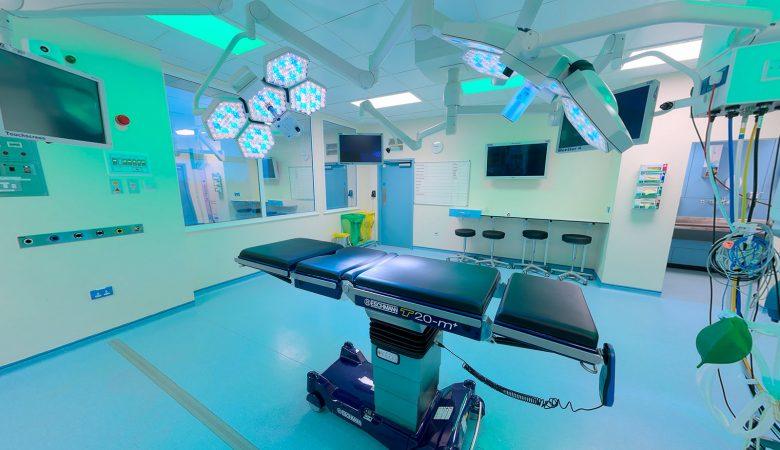 NHS Poole Hospital 360 Photography
