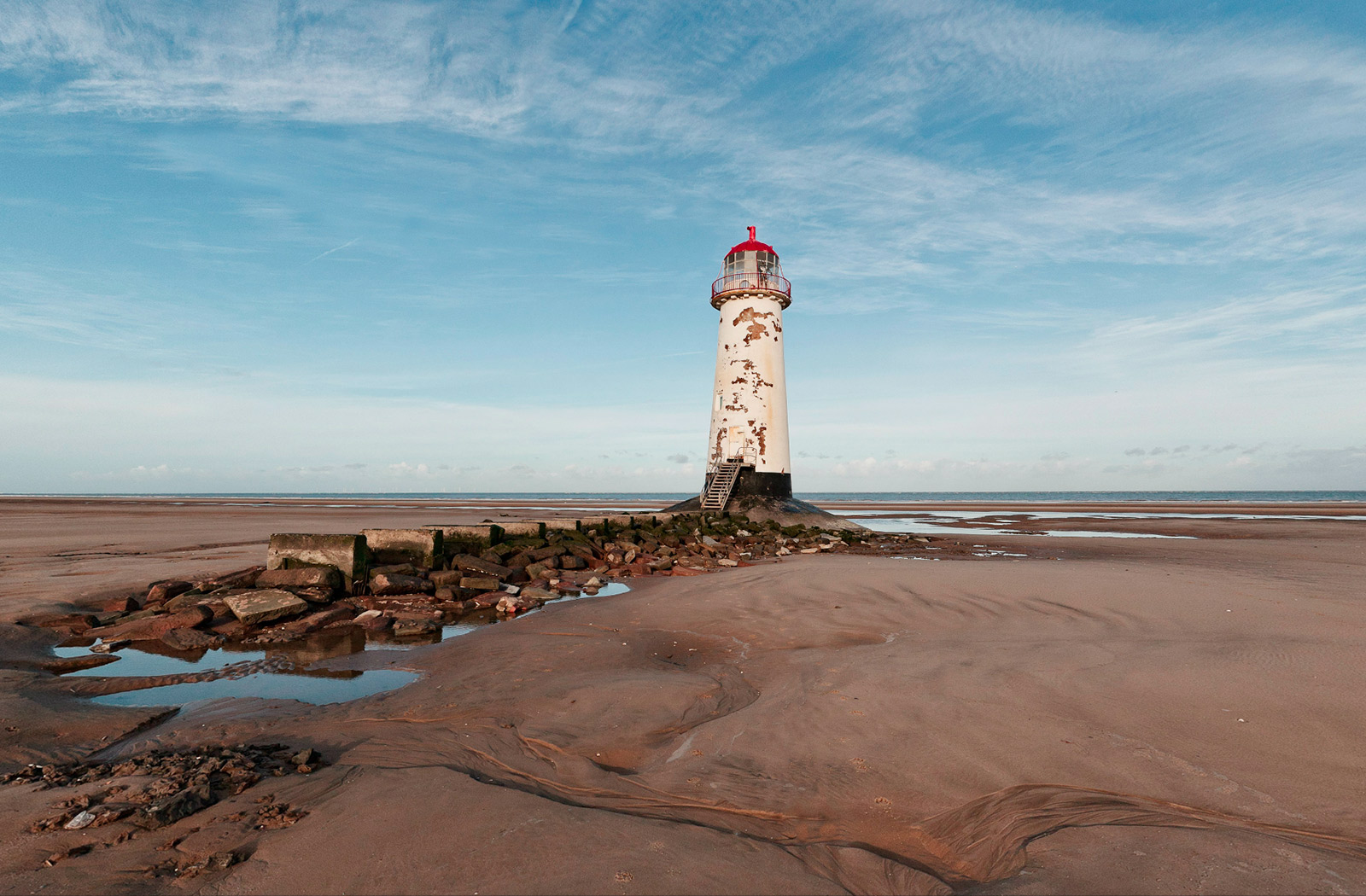 Talacre Lighthouse | Lighthouse Virtual Tour | Exceptional Property