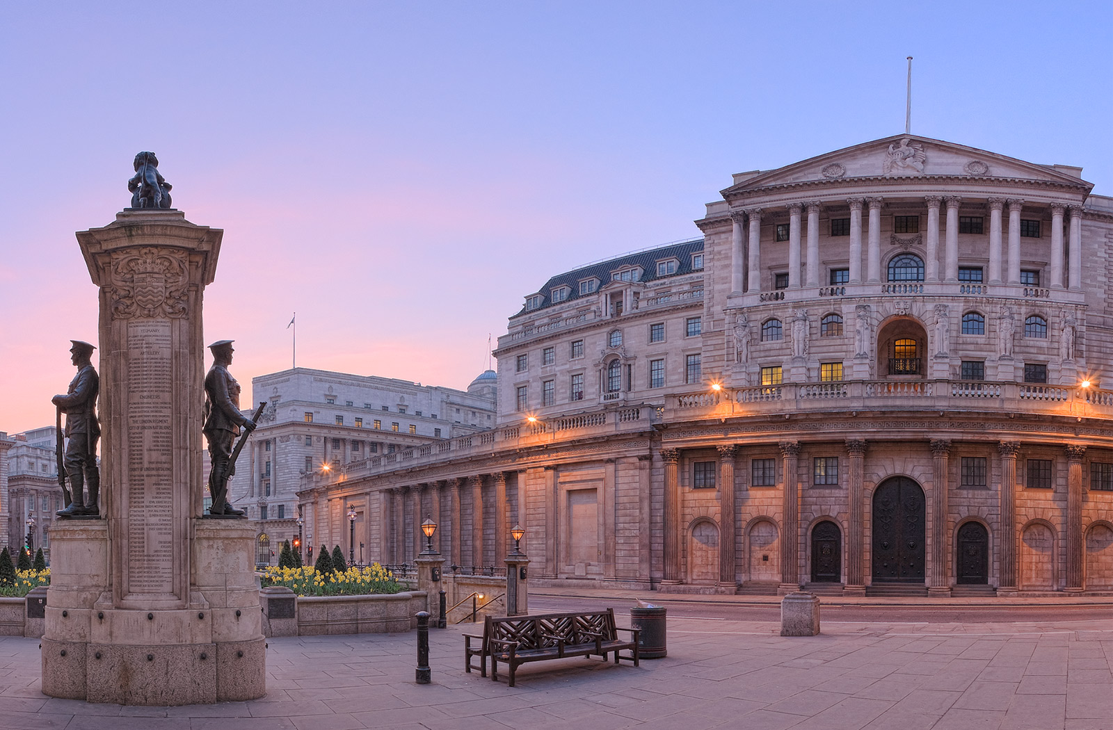 bank of england panoramic virtual tour