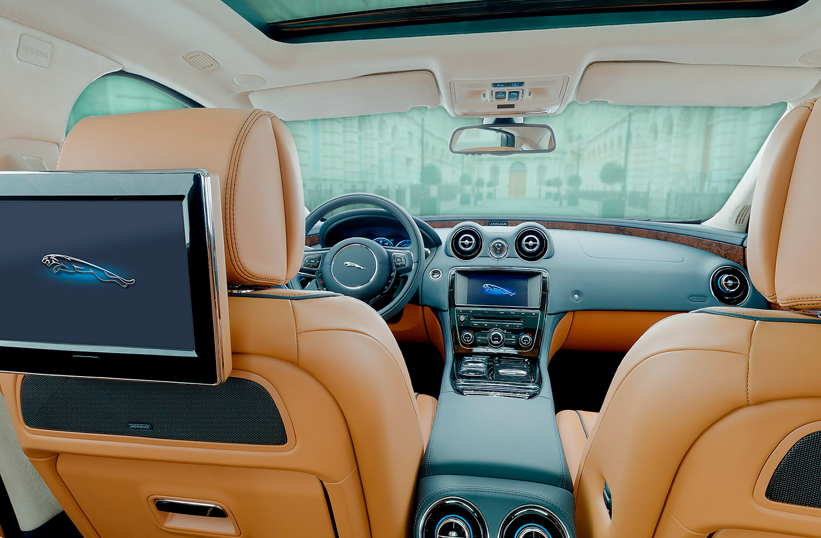 Jaguar XJ Ultimate 2014 U2013 Car Interior 360