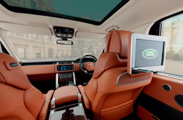 Range Rover Long Wheelbase 2014 360 Photography
