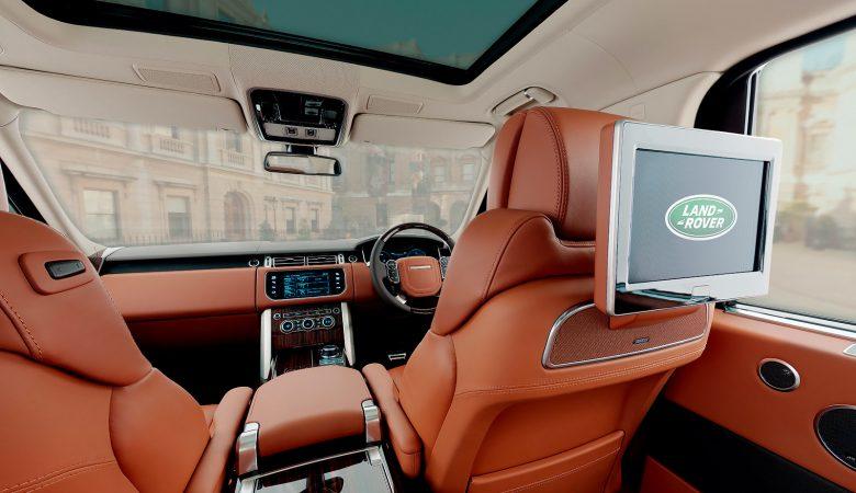 Range Rover Long Wheelbase 2014 360 Photography