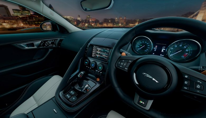 Jaguar F-Type 360 Interactive