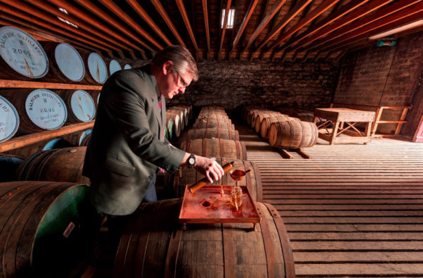 The Balvenie Distillery Virtual Tour