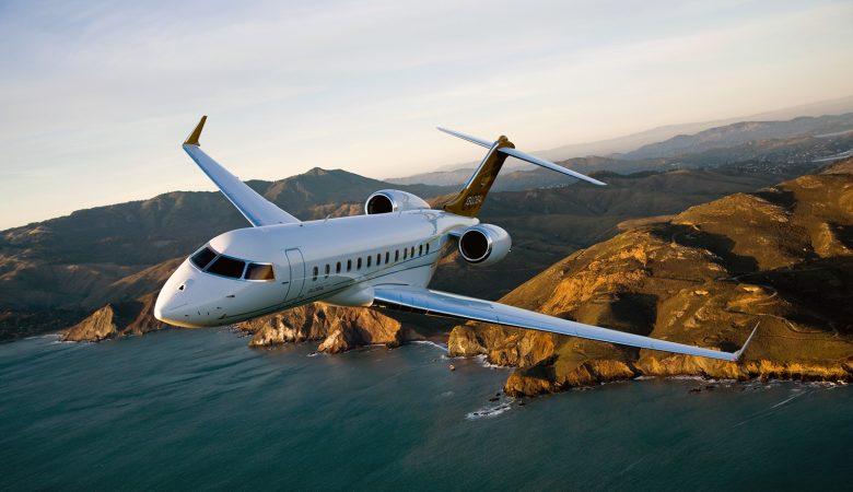 Bombardier Global 6000 Virtual Tour