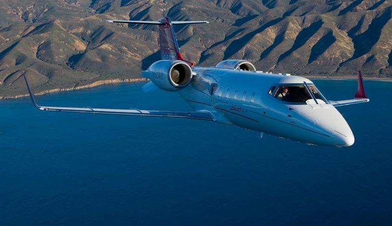 Bombardier Learjet 60 XR Virtual Tour